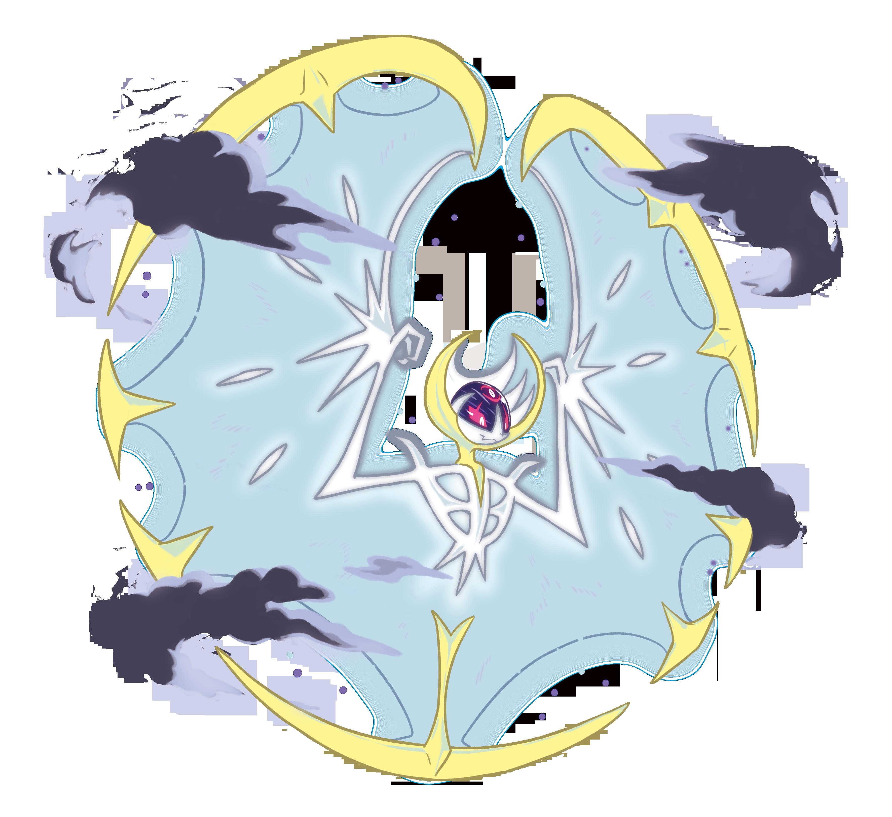 Solgaleo Pixel Pokemon Legendaire