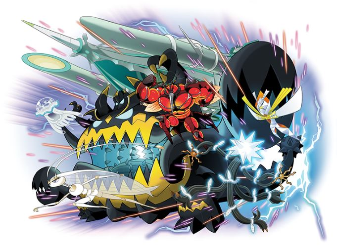 Pixel Art Pokemon Lune Et Soleil