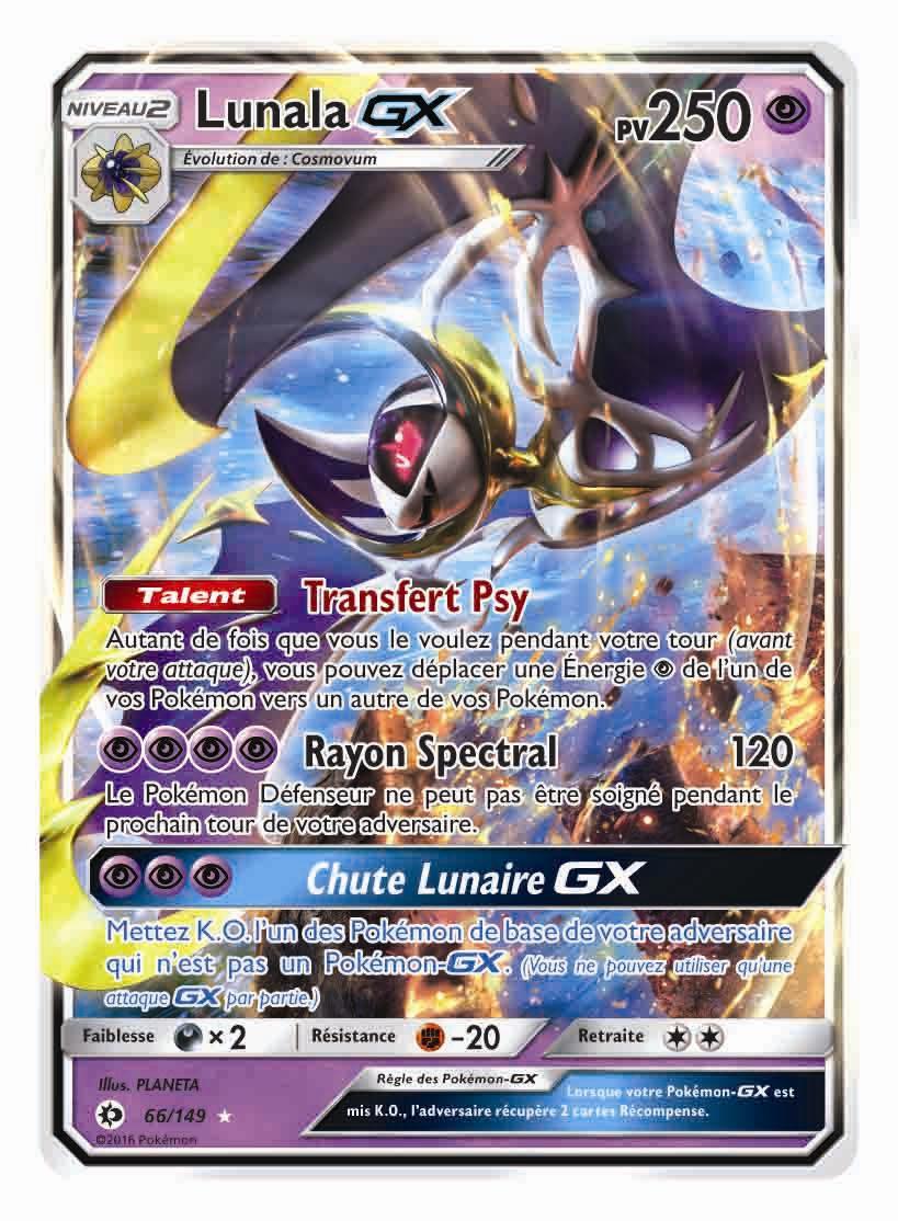 Tcg Lextension Pokémon Soleil Et Lune Est Disponible