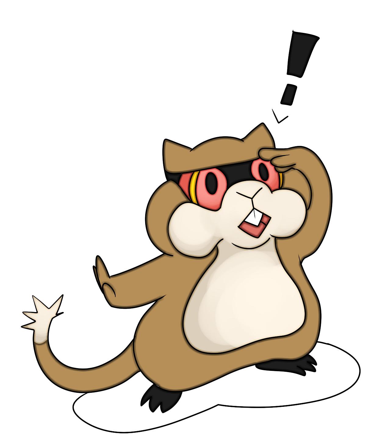 Pokémon De La Semaine N140 Et Vos Dessins De Etouraptor