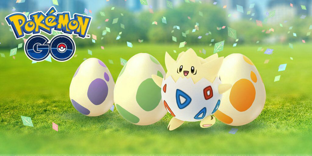 Pokémon Go April Event