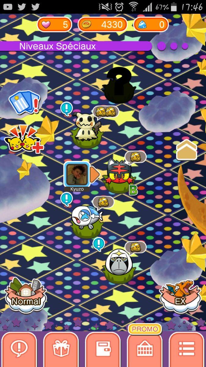 Pokémon Shuffle La 7g Débarque Enfin