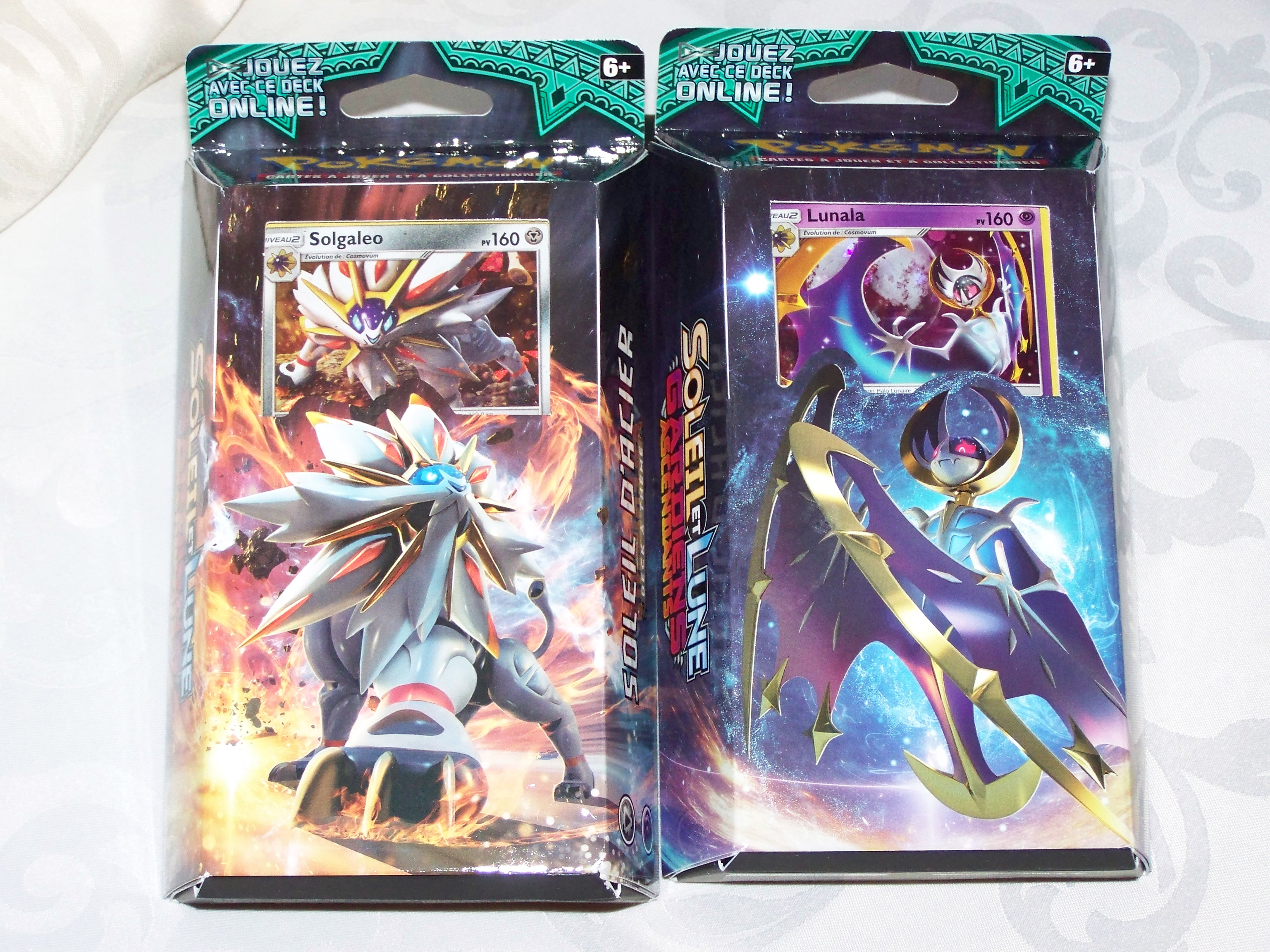 Tcg Lextension Soleil Lune Gardiens Ascendants Et Son