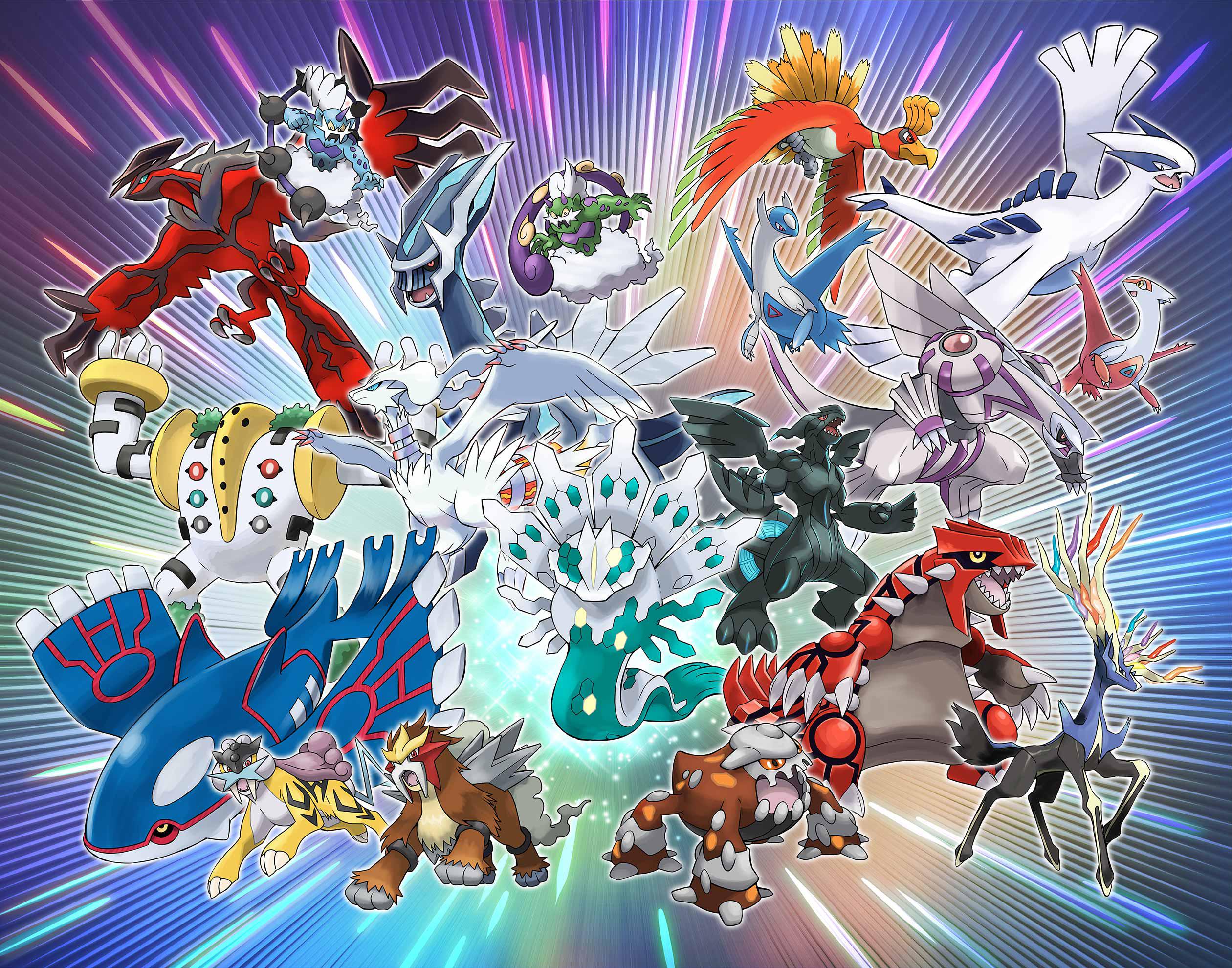 2018 Lannée Des Légendaires Sur Pokémon Usul