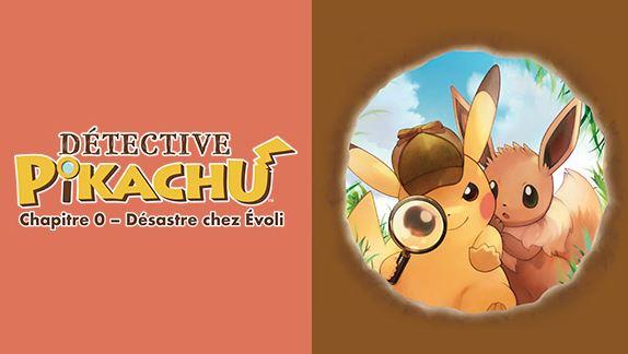 Permalink to Detective Pikachu Chapitre 0 Desastre Chez Evoli