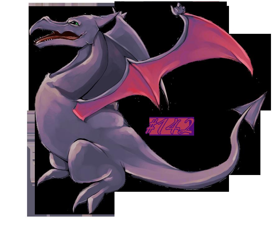 Pok mon de la semaine n 53 et vos dessins de pt ra - Pokemon ptera ...