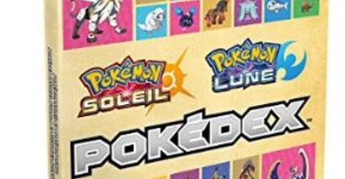 Pokemon Soleil et Lune : Le Pokedex officiel d'Alola