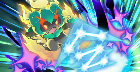 Marshadow sort de l'ombre !