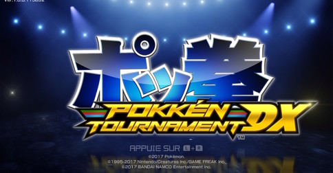 TEST : Pokken Tournament DX !