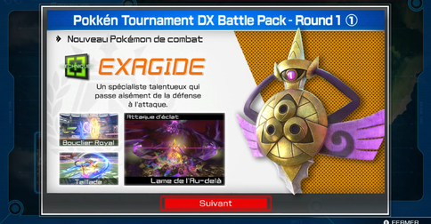 Test du Battle Pack Round 1 de Pokkén Tournament DX !