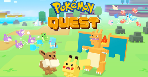 Pokémon Quest arrive sur Android et IOS !