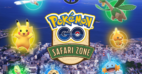 Pokémon GO : Safari Zone à Yokosuka