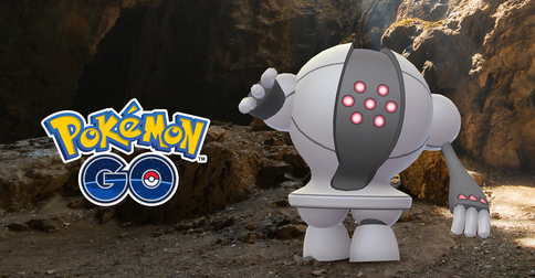 Pokémon Go: Registeel