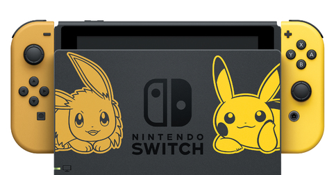 Une console collector Nintendo Switch Pokémon !