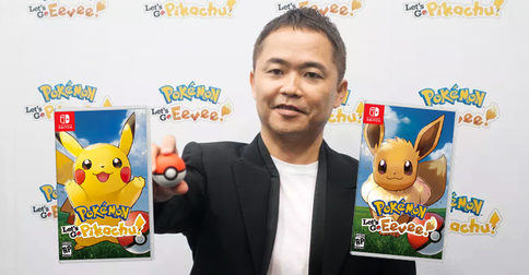 Interview de Junichi Masuda pour Polygon : de Pokémon Rouge Vert à Let's Go