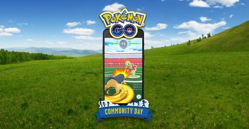 Pokémon Go Community Day  de novembre !