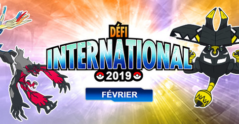 Défi International de Février