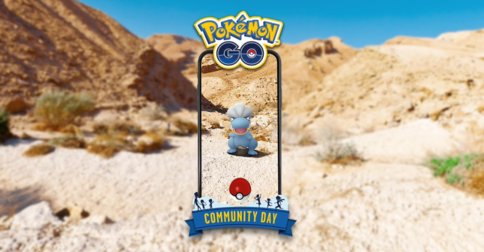 Pokémon Go: Community day d'avril !