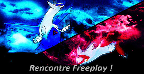 Rassemblement Free-Play a Rambouillet