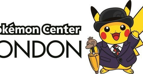 Un Pokémon Center éphémère à Londres !