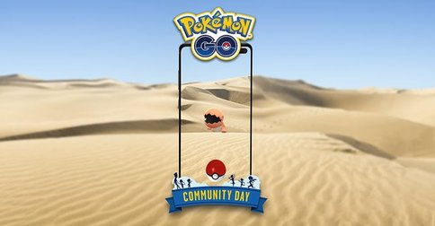Pokémon GO : Community Day d'octobre