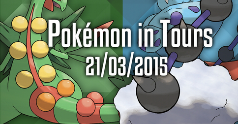 Tournoi : Pokémon in Tours 3