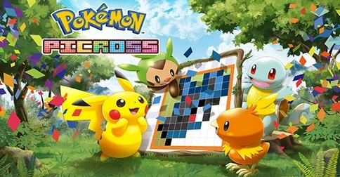 Pokémon Picross: le nouveau free-to-play !