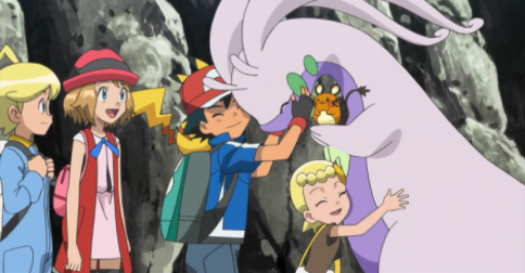 Pokémon XY&Z 030 VOSTFR en Streaming
