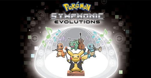Pokémon Symphonic Evolutions arrivera en Europe !