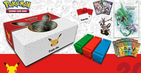 TCG : Coffret Premium Collection Mew et Mewtwo US