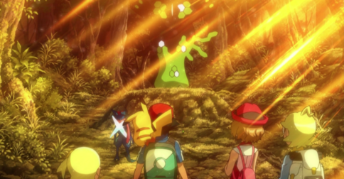 Pokémon XY&Z 046 VOSTFR en Streaming