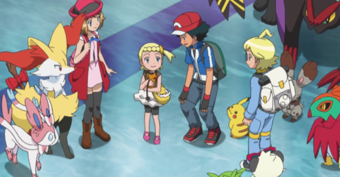 Pokémon XY&Z 047 VOSTFR en Streaming