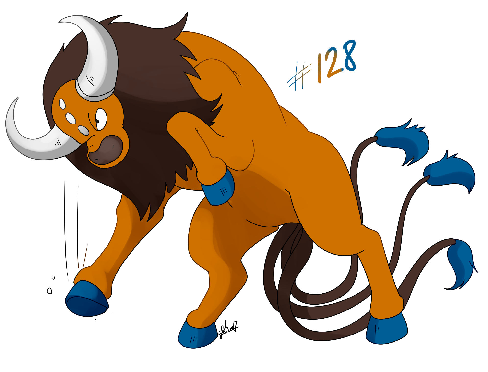 Tauros par <strong>Cly</strong>