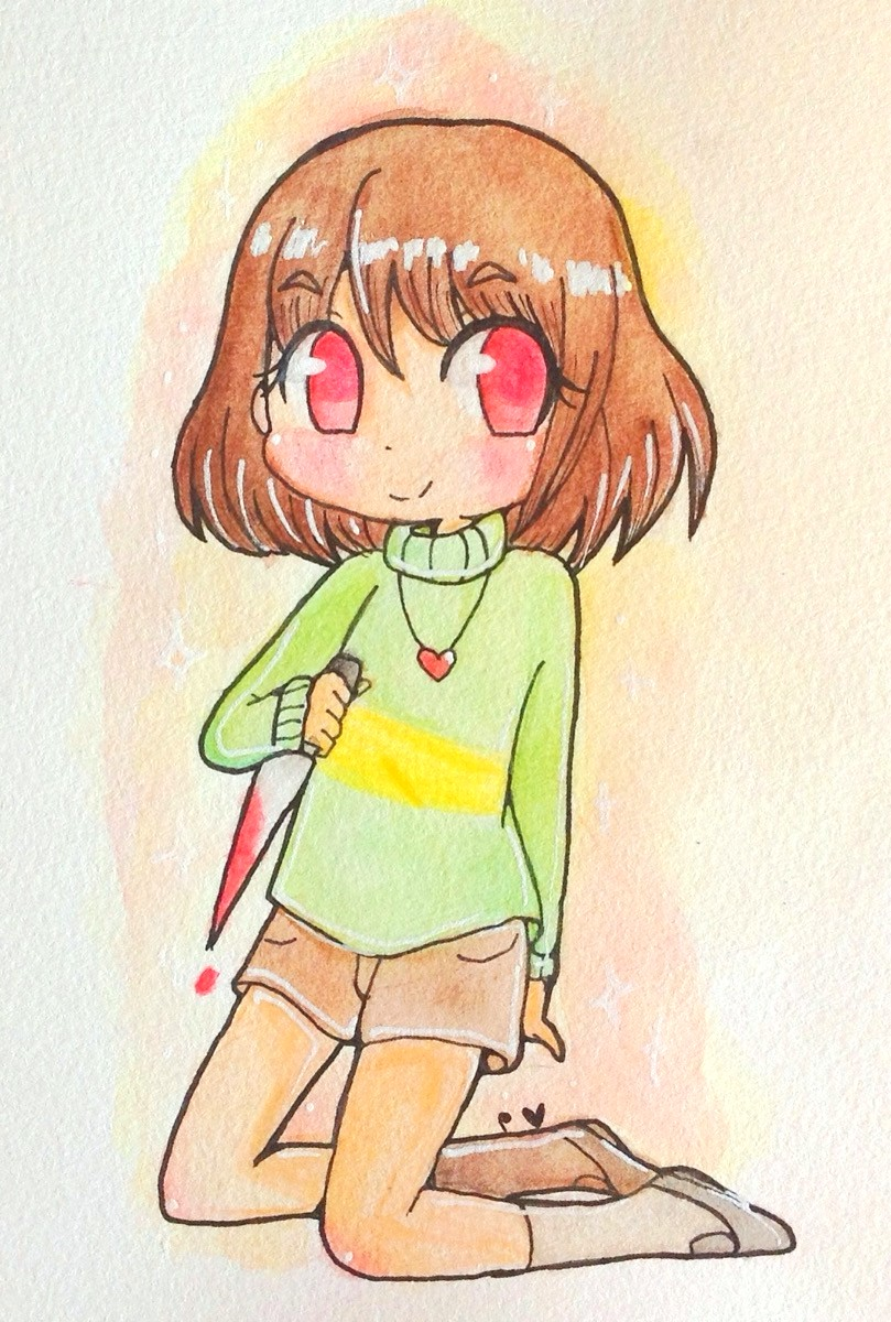 Chara d'undertale