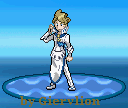 Narcisse version sprite!